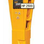 Гидромолоты INDECO HP 2500